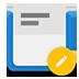 天藍記事本Bluenote v0.9.1 V0.9.1 安卓版