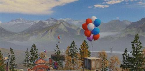 明日之后氣球物資箱在哪里