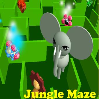叢林迷宮Jungle Maze