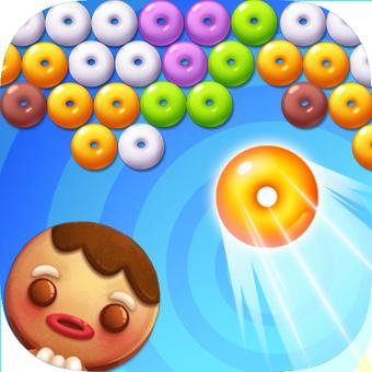 泡泡餅干Bubble Shooter Cookie