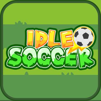 懶散的足球Idle Soccer