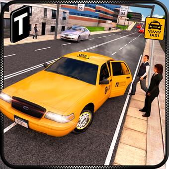 出租车司机3DTaxi Driver 3D