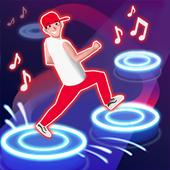 跳跳音樂步